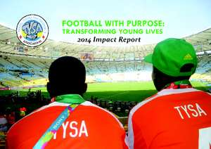 TYSA Impact Report 2014 (PDF)