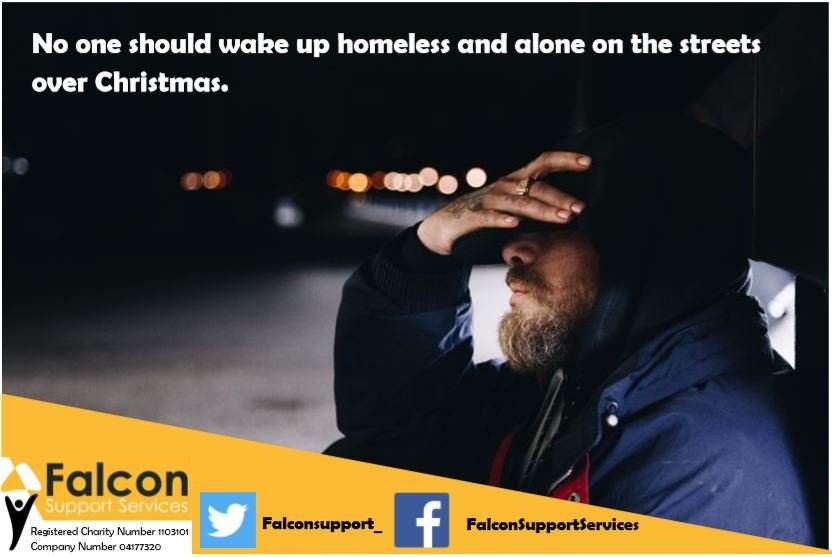 Help the Homeless in Leicestershire this Christmas