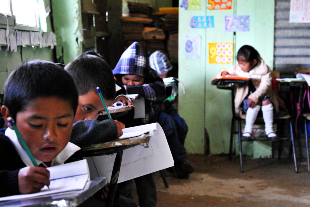 Help us create an educated future for Mexico