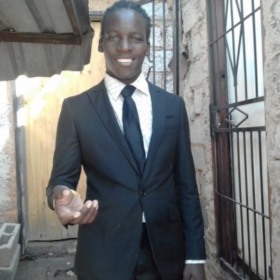 Julius - now a confident young man