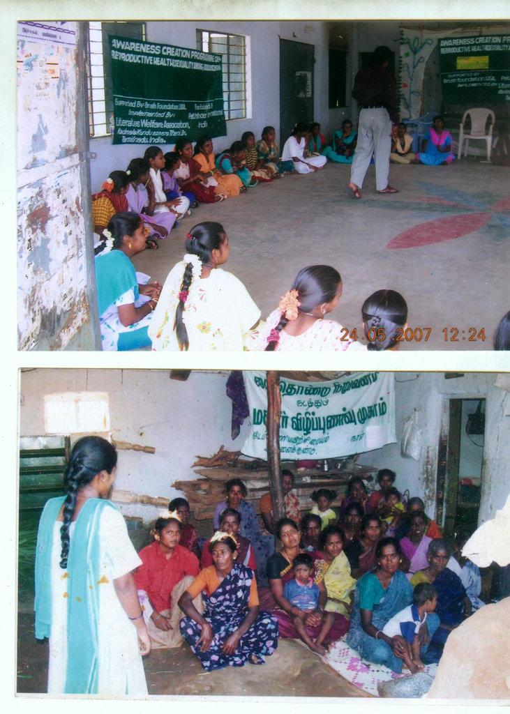 Lunch & Education for 500 children in Tamilnadu.