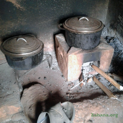 The traditional cookstove gets a break