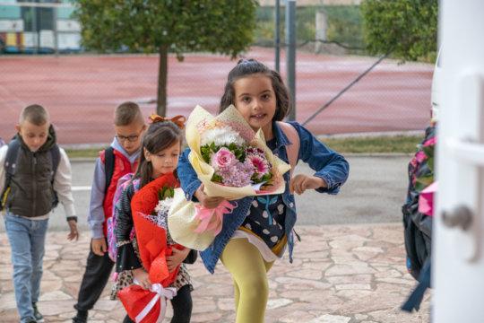 Nehemia School First Day of School 2021