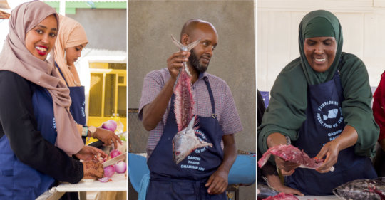 No Waste, All Taste: Fish to Feed Horn of Africa