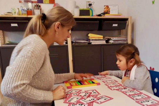 Individualized plans; low student:teacher ratio!
