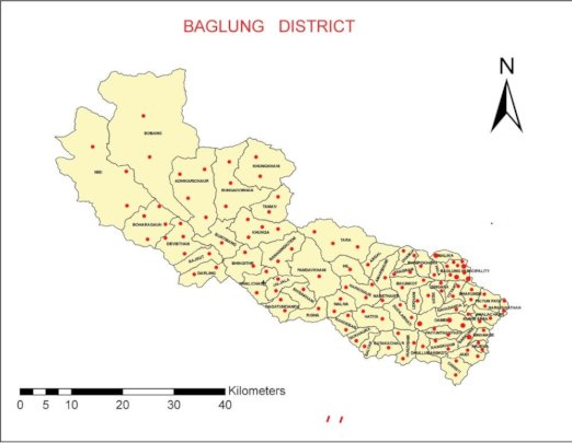 120 schools in Baglung district