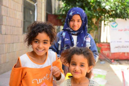 Humanitarian Relief for Yemen