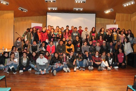 72 youth participated in our meeting