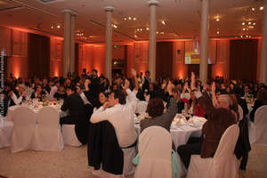 Cimientos XIV Annual Fundraising dinner 2014