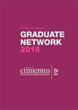 GraduatesNetwork 2016 Annual Report (PDF)