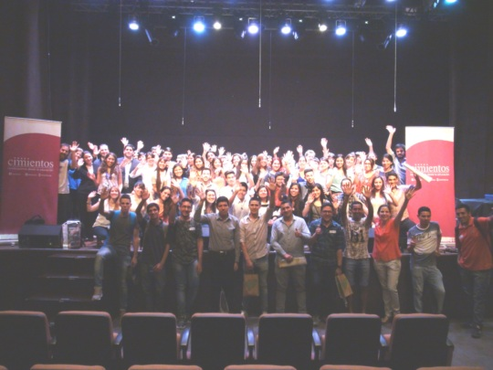 Last year meeting on December with 75 participants