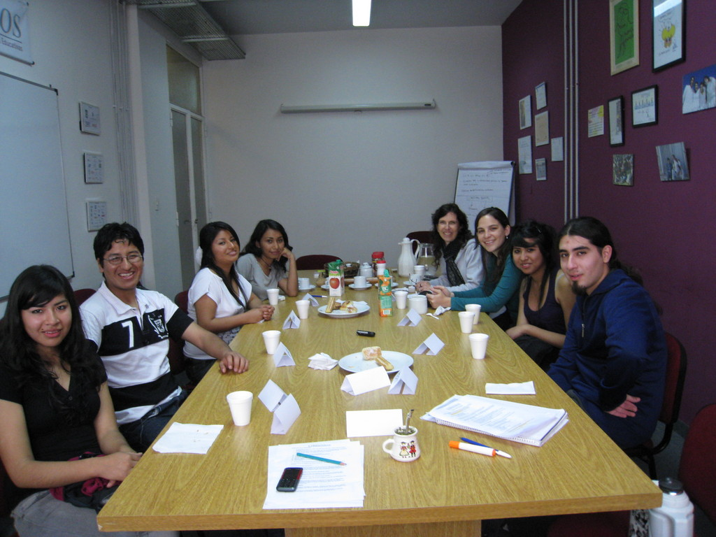 Project Focus Group - Staff and Graduates