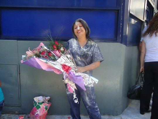 Monica graduated from University on 12-07!! :)