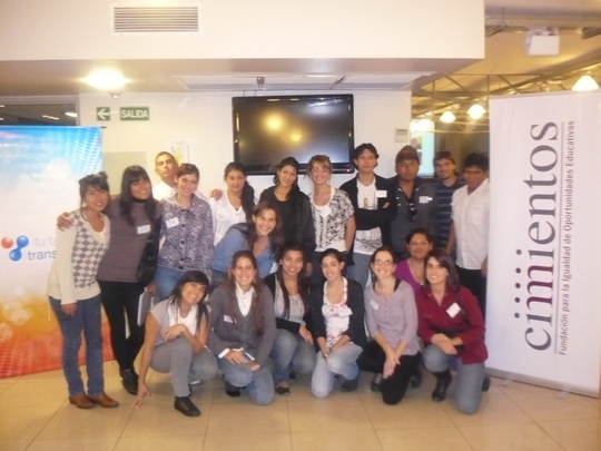 Graduate 1st. assembly in Buenos Aires- 05.2011