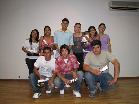 Graduates-Tzedaká Job-Training Course w/ Diplomas