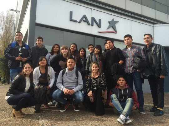 Jobs, Training and Education for Argentine Youth