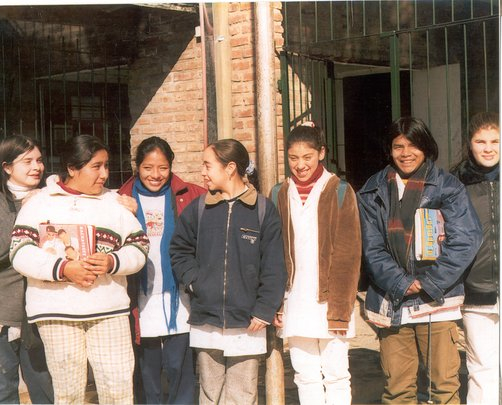Cimientos first participants after its foundation