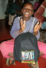 Rwandan Orphan - Intore Group