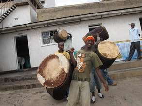 Mizero street children - Kigali Rwanda
