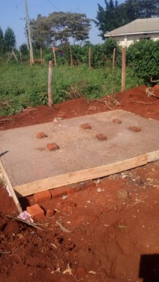 The Foundation is Laid