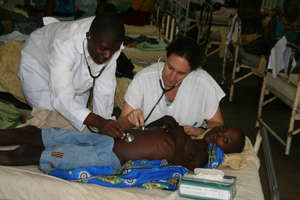 Dr. Ilona Hale - healthcare in Malawi