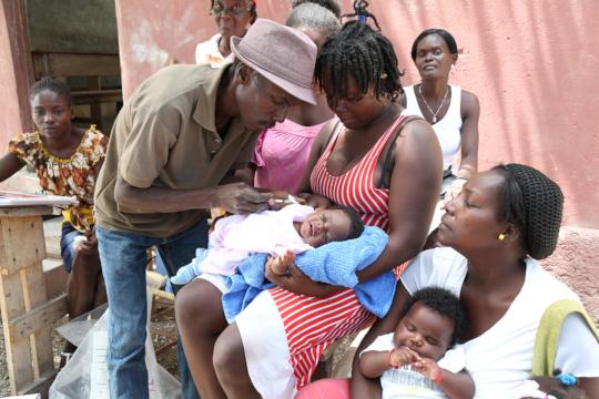 Health Care in Rural Haiti