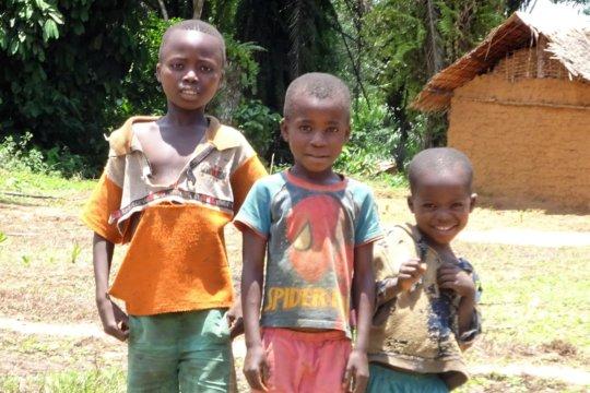 Future bonobo trackers