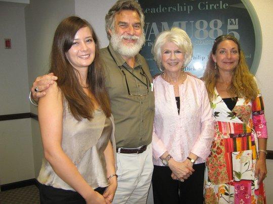 Panelists and Diane Rehm