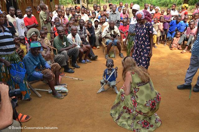 BCI and Likongo villagers celebrate partnership