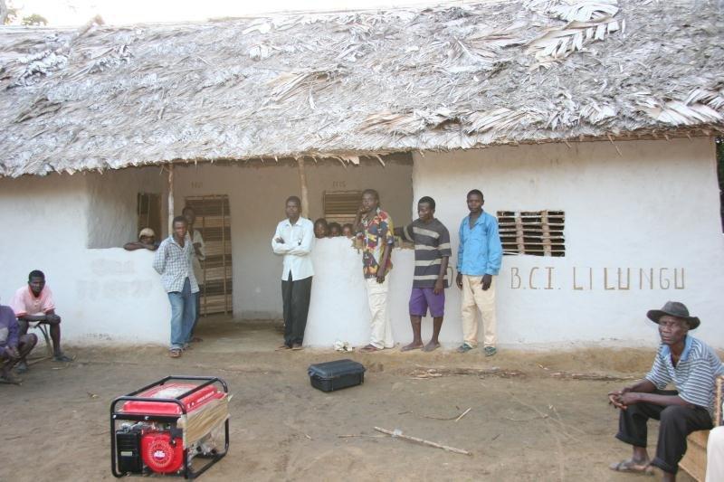 Lilungu conservation center