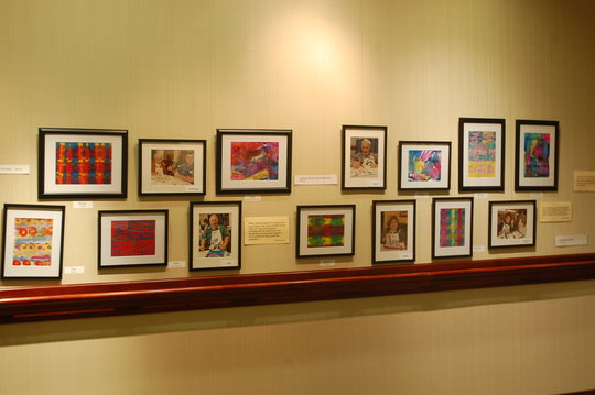 Opening Minds Through Art Gallery
