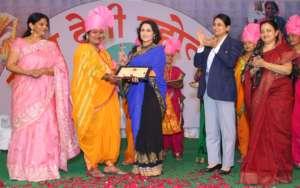 Deshi MBA award Winner - Bharti