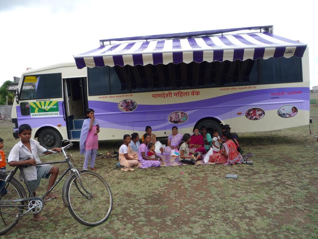 B-school on wheels