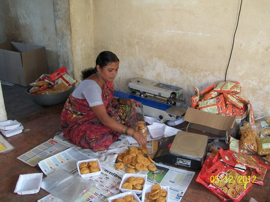Business School for rural women in India