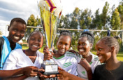 Championing Girls' Rights On and Off the Field