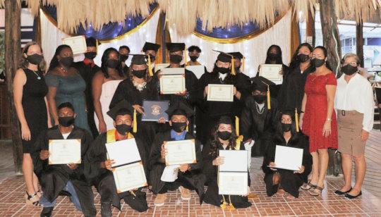 Ocean Academy Class of 2020