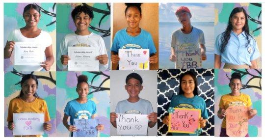 Grateful Students