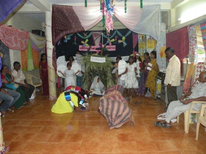 Xmas celebration