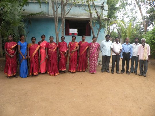 orphanage staff