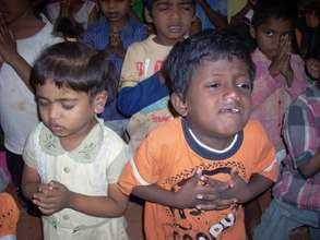 Need food and  building  for Indian Orphanage