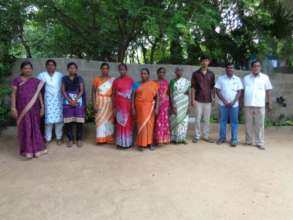 teachers and staff