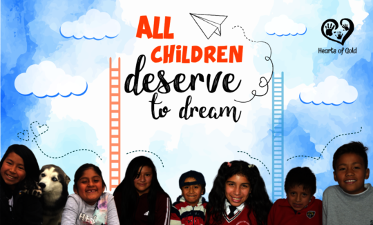 All Children Deserve to Dream