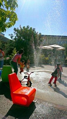 Making a Splash at Educare Arizona!