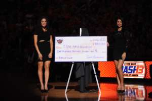 Phoenix Suns Charities Award to Educare Arizona!