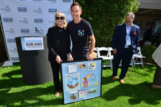 Steve & Ginger Ward - a Gift from Educare's MVPs