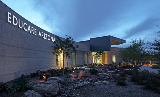 Educare Arizona lights up the future