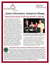 Educare Arizona Summer 2010 Newsletter (PDF)