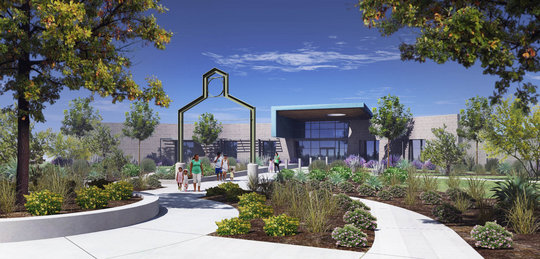 The Future Home of Educare Arizona