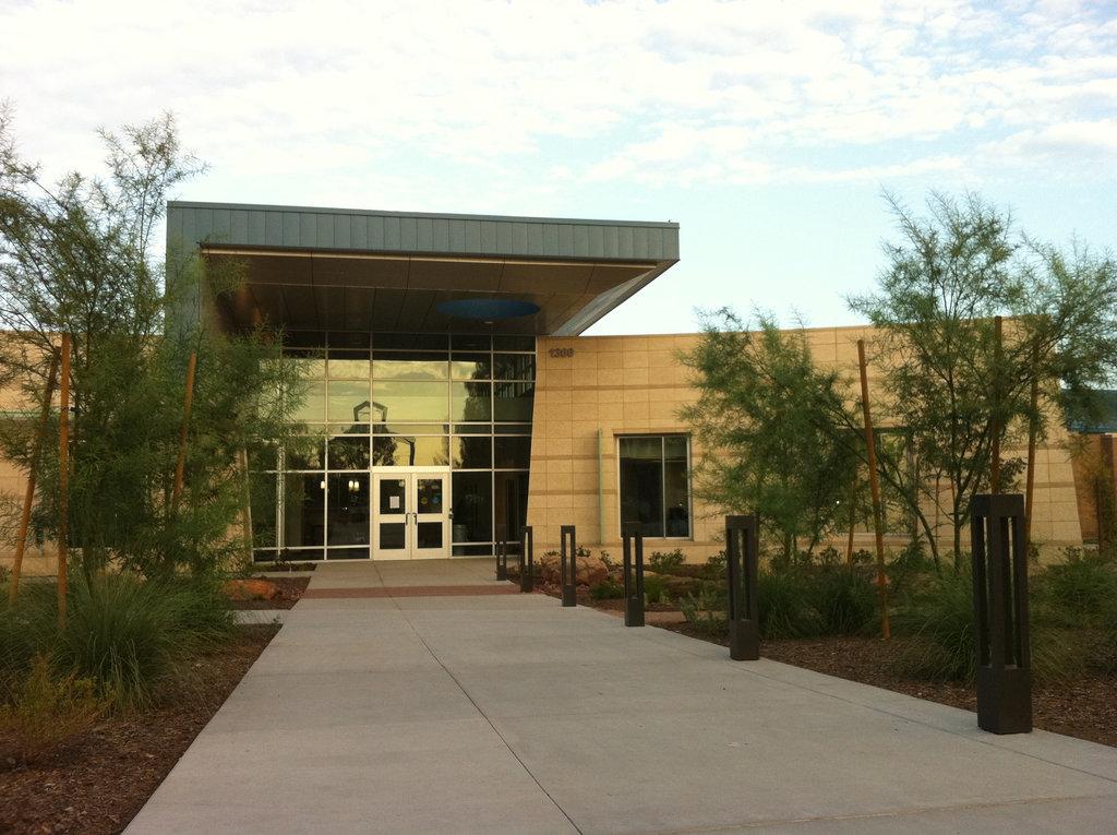 Educare Arizona - the building is complete!