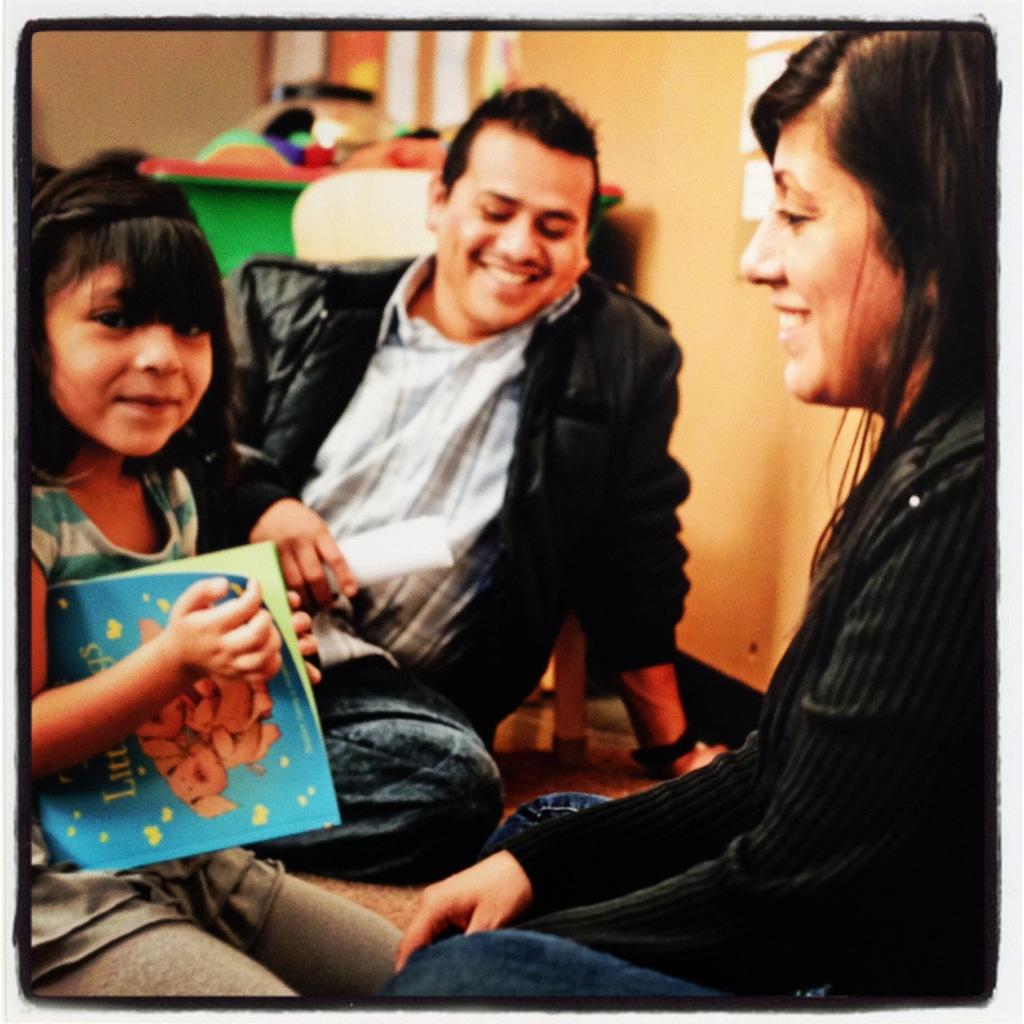 Parent engagement at Educare Arizona